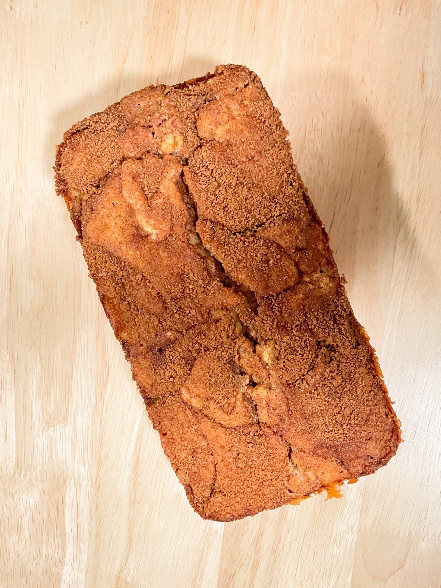cinnamon apple bread photo