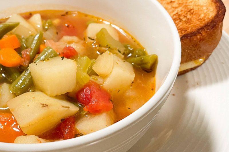 Savory Vegetable Soup